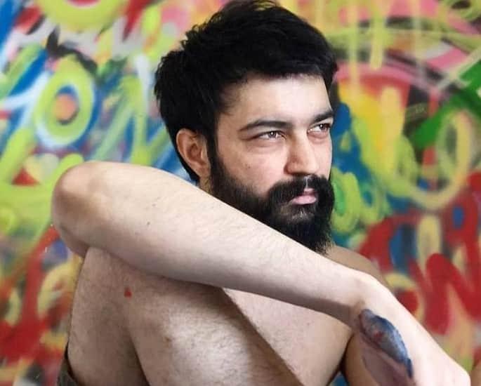 5 Desi Contemporary Painters on Instagram - Kartikey Sharma