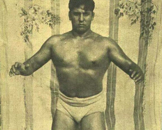 7 Best Pakistani Wrestlers who made an Impact on the Sport - Akram Pahalwan