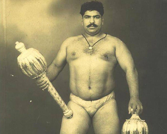 7 Best Pakistani Wrestlers who made an Impact on the Sport - Bholu Pahalwan