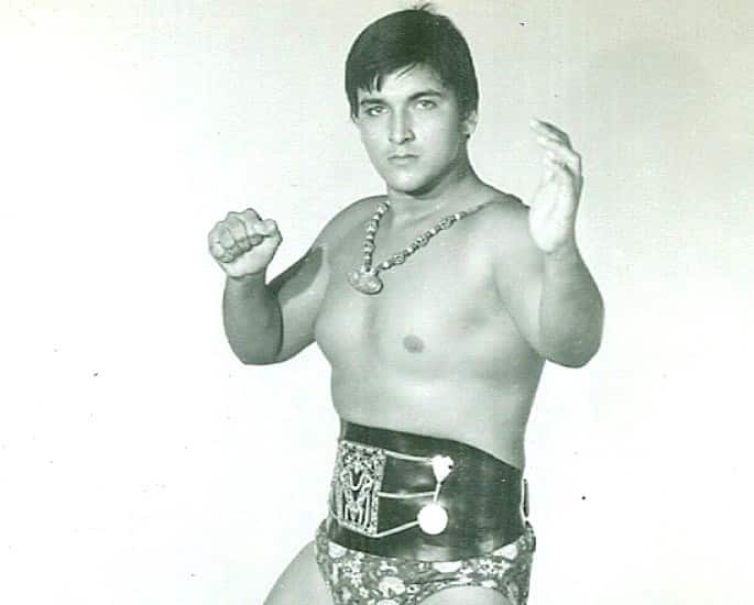 7 Best Pakistani Wrestlers who made an Impact on the Sport - Nasir Bholu
