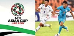 AFC Asian Cup 2019 Football Tournament Kicks Off in UAE