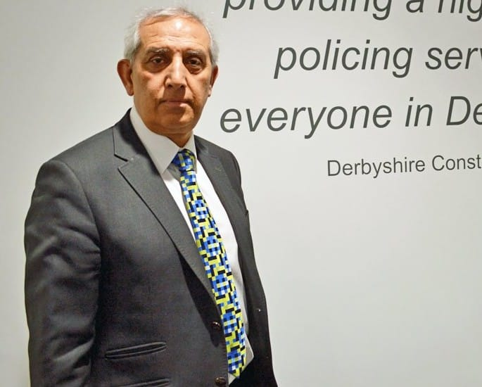 Alcoholic Son of Derby Police Commissioner jailed for Drunken Rage - Hardyal Dhindsa