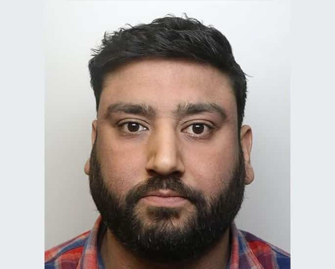 Alcoholic Son of Derby Police Commissioner jailed for Drunken Rage - Sherinder Dhindsa