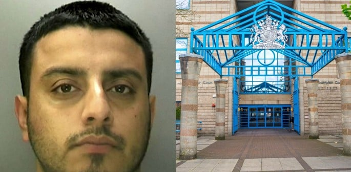 Birmingham Man jailed for Machete and Baseball Bat attack f