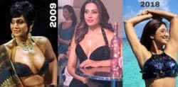 Bollywood Stars who Joined the #10yearchallenge