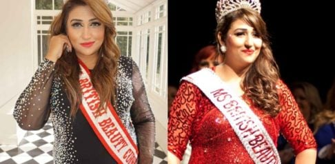 British Pakistani Plus-Size Model says Being Thin Obsession _Unacceptable_ f
