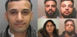 """La banda """"Crash for Cash"""" è stata incarcerata per una frode assicurativa di 1.2 milioni di sterline f"""
