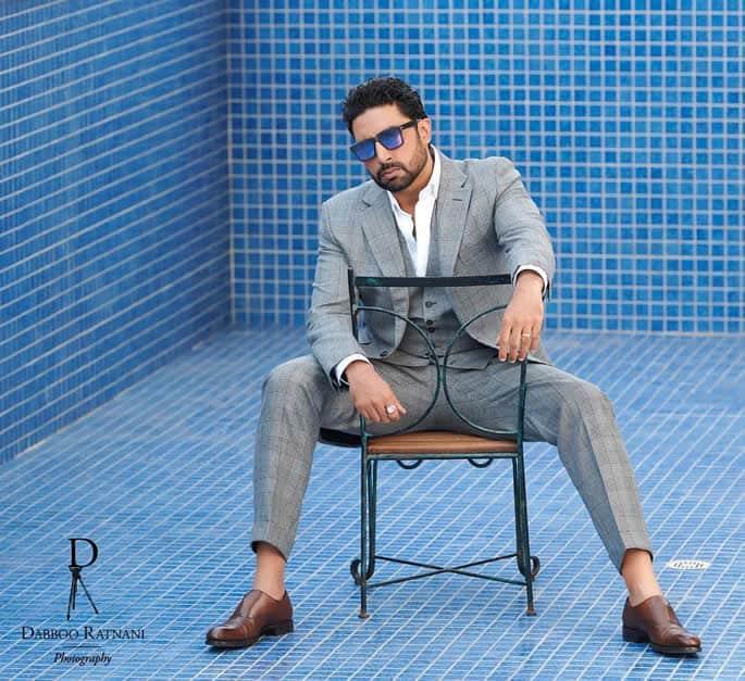 Dabboo Ratnani Calendar 2019 Photos - Abhishek Bachchan