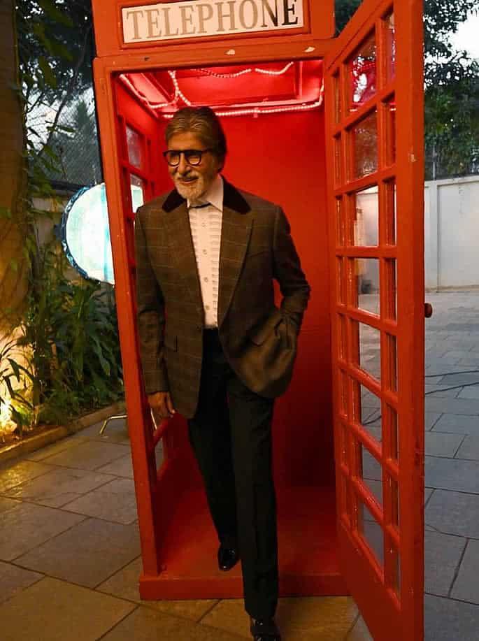 Dabboo Ratnani Calendar 2019 Photos - Bachchan