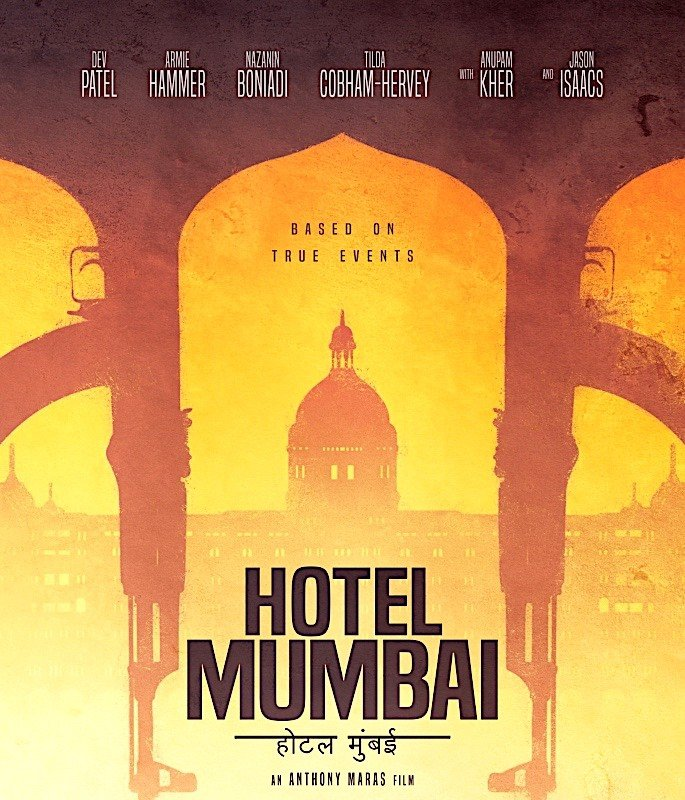Dev Patel leads in the Gripping Trailer for Hotel Mumbai - Hotel Mumbai
