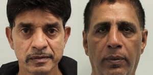 ड्रग ट्रैफ़िकर्स ने हवाई अड्डे पर सूटकेस में £ 1 मीटर हेरोइन के लिए जेल में बंद कर दिया
