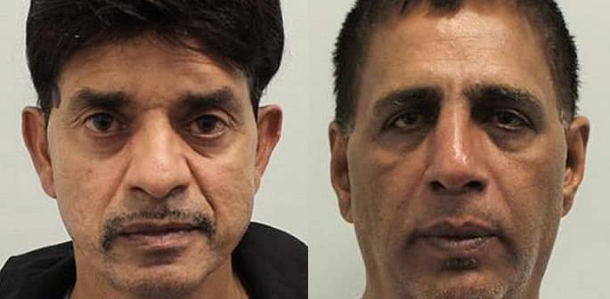Drug Traffickers jailed for £1m Heroin in Suitcase at Airport f
