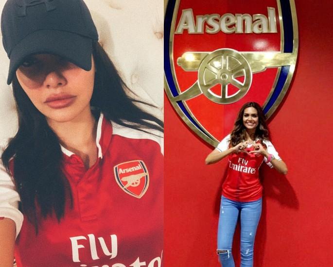 Esha Gupta shares Racist Remarks against Arsenal's Iwobi