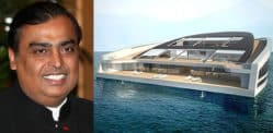 Extravagant Things owned by Mukesh Ambani