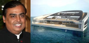 Extravagant Things owned by Mukesh Ambani ft