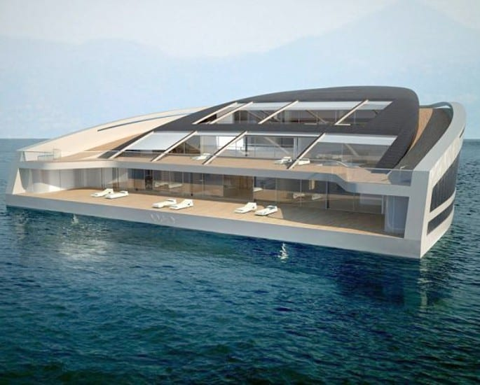 Extravagant Things owned by Mukesh Ambani - yacht