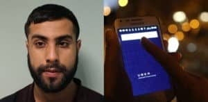 Fake Uber Driver Jailed for Kidnapping and Raping Woman f