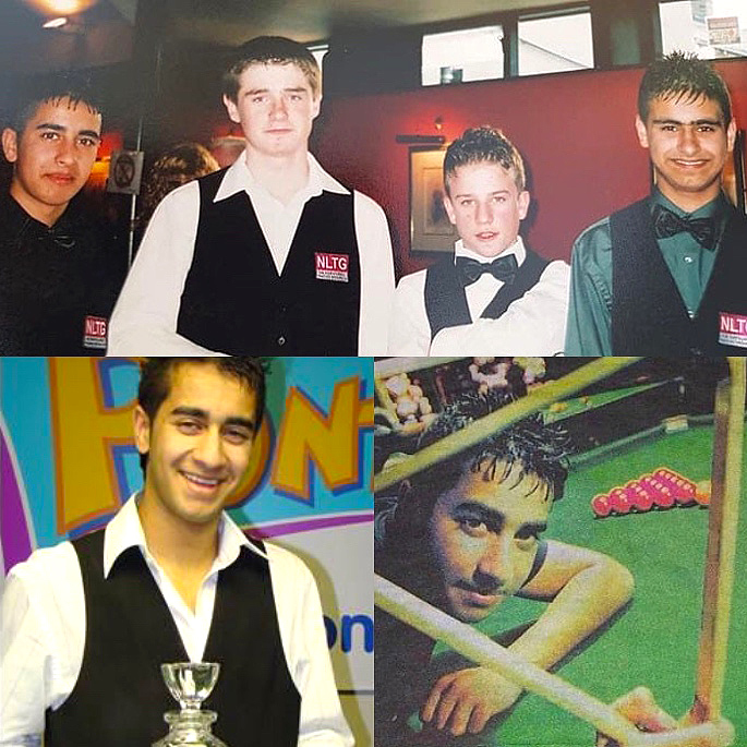 Farakh Ajaib: a Snooker Player with Natural Flair - IA 1