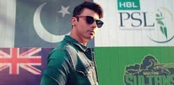 Fawad Khan is a hit in PSL 4 Anthem 'Khel Deewano Ka'