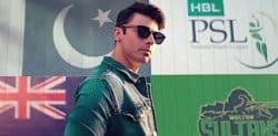 Fawad Khan is a hit in PSL 4 Anthem 'Khel Deewano Ka'
