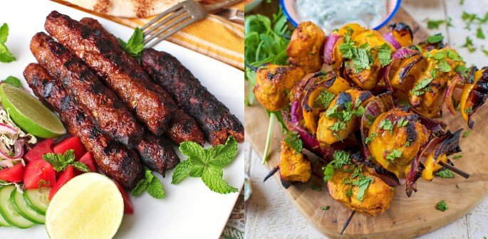 Indian-style Kebab Recipes to Make at Home f