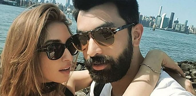 Is Pakistani Actress Iman Ali getting Married Soon f