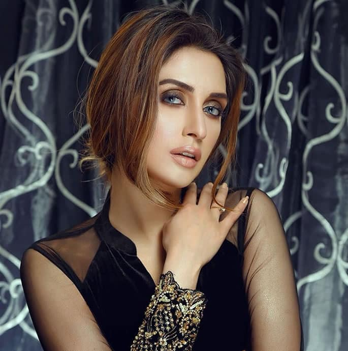 Is Pakistani Actress Iman Ali getting Married Soon - pose