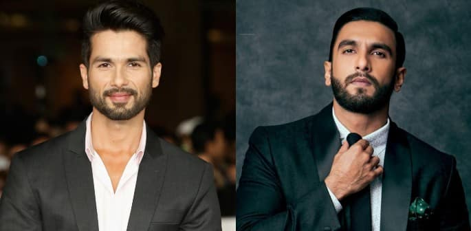 Is Shahid Kapoor feeling Threatened by Ranveer Singh_ f