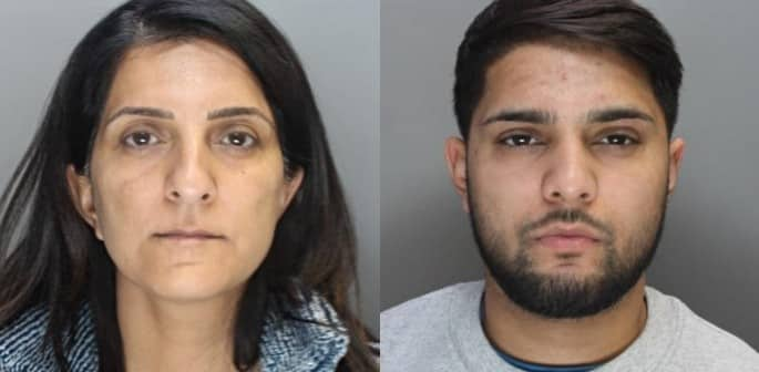 Mother and Son Jailed for Laundering over £750,000 f