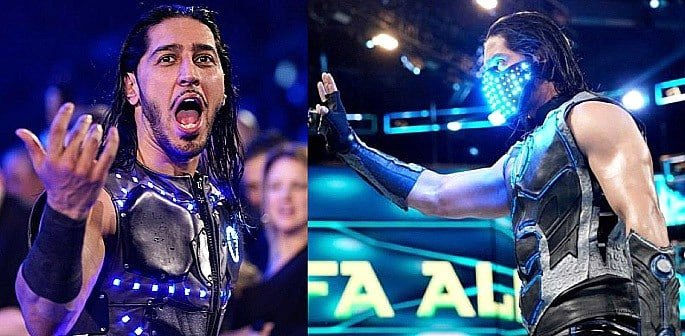 Mustafa Ali makes an Impressive 'Royal Rumble' Debut f