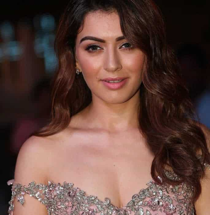 Private Photos of Hansika Motwani Leaked from her Phone - awards