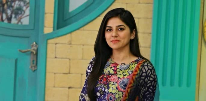 Sanam Baloch allegedly Fired from her Morning TV Show f