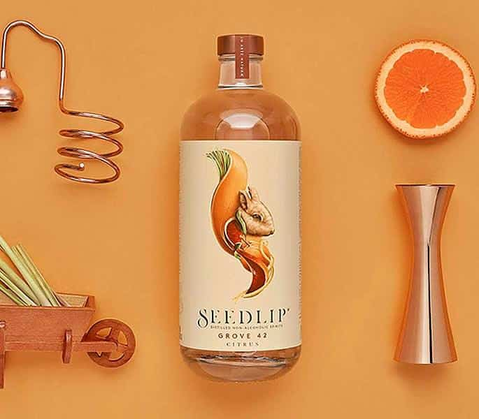Seedlip Grove 42 refining the Art of Non-Alcoholic Drinks - Grove 42