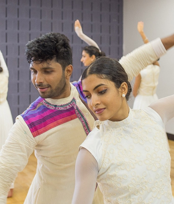 Sujata Banerjee talks Indian Dance, Process & Education - Sujata production rehearsal of Swan Lake