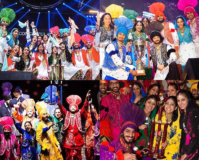 The Bhangra Showdown returns to Eventim Apollo in 2019 - The Artists - TBS Journey