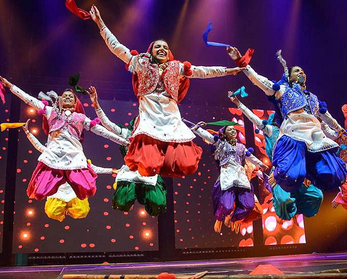 The Bhangra Showdown returns to Eventim Apollo in 2019 - The fierce competition