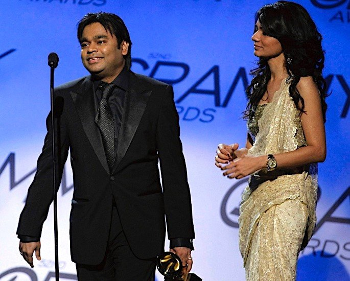 The Grammys and Desis Memorable Moments in its History - A R Rahman