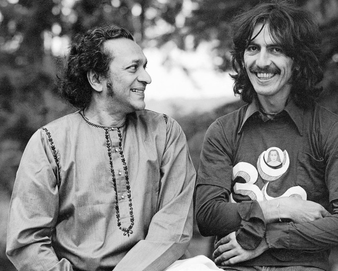 The Grammys and Desis Memorable Moments in its History - Ravi Shankar