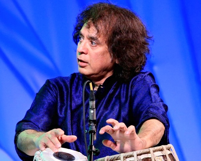 The Grammys and Desis Memorable Moments in its History - Zakir Hussain