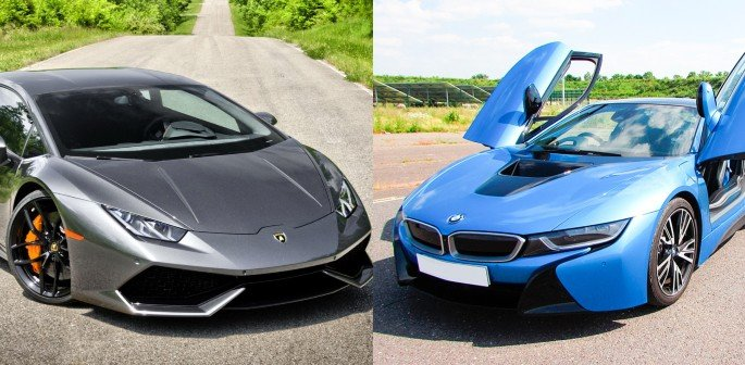 The Growth of Sports and Luxury Cars in Pakistan f