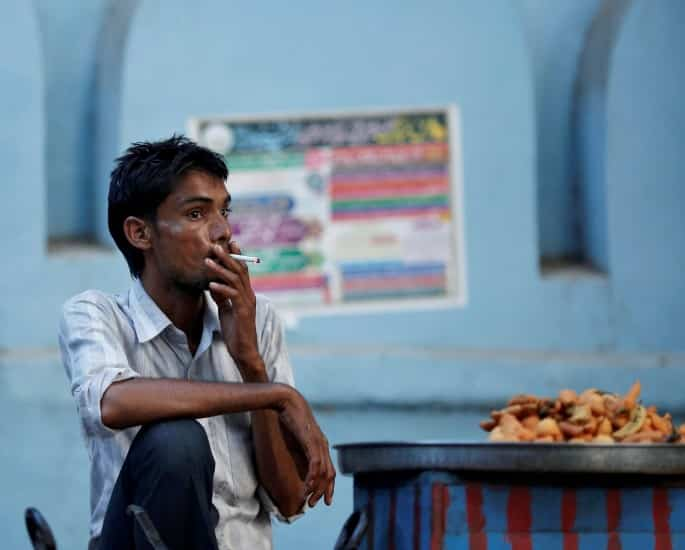 The Health Impact of the Smoking Problem in India - demographics