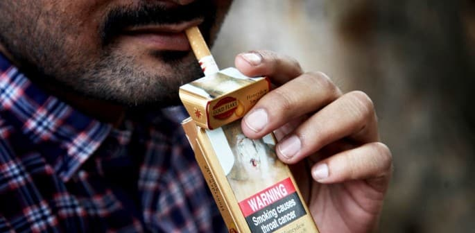 The Health Impact of the Smoking Problem in India f