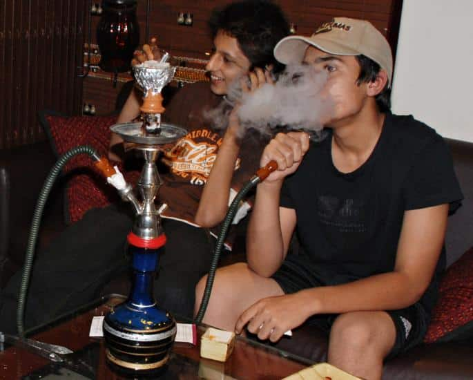 The Health Impact of the Smoking Problem in India - shisha