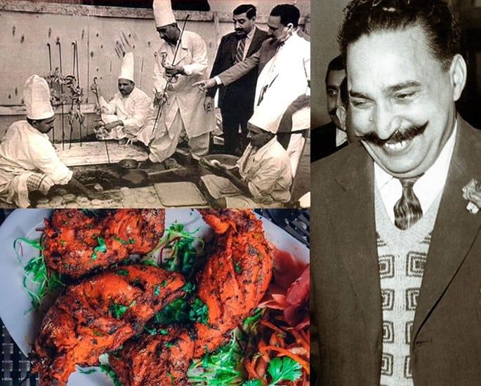 The History of Tandoori Chicken - Kundan Lal Gujral