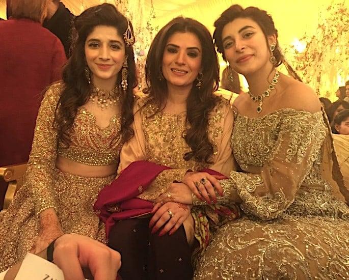 The Shendi and Shalima Culture of Pakistan - Urwa Hocane Mawra Hocane