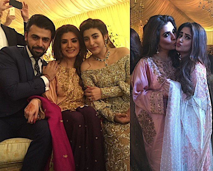 The Shendi and Shalima Culture of Pakistan - farhan saeed urwa hocane resham sajal ali