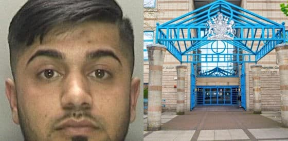 Tipton Man Jailed after being found with Drug Stash and Taser f