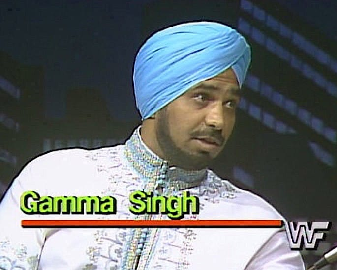 Top Indian Wrestlers That Have Competed in WWE - Gama Singh