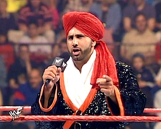 Top Indian Wrestlers That Have Competed in WWE - Tiger Ali Singh