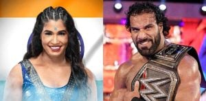 Top Indian Wrestlers That Have Competed in WWE f